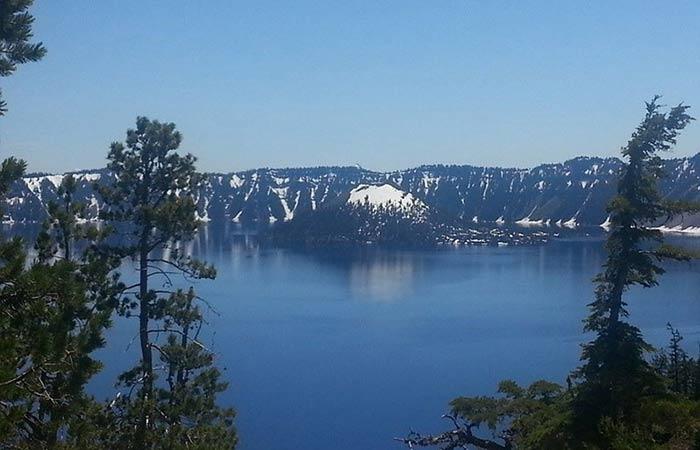 Mt. Shasta & Crater Lake